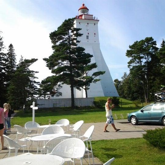 Photo taken at Kõpu tuletorn    Kõpu Lighthouse by Evgeniy K. on 8/18/2012