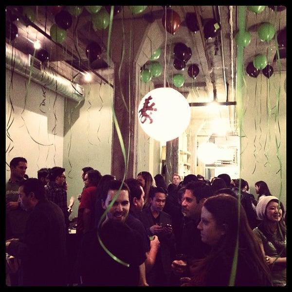 Photo taken at Foodspotting HQ by Garrett G. on 2/2/2012