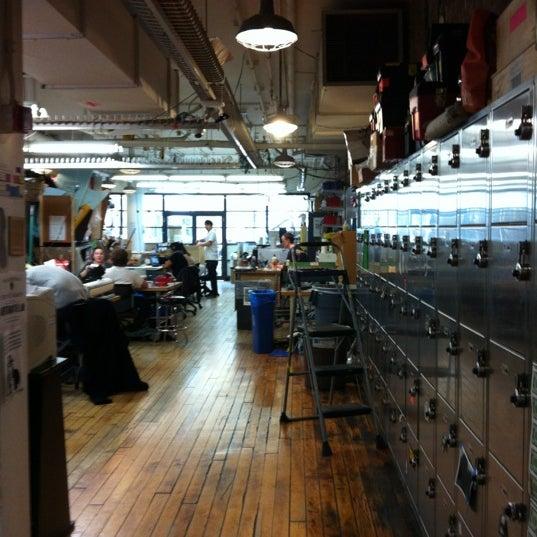 Photo taken at NYU ITP by HENG X. on 3/20/2012