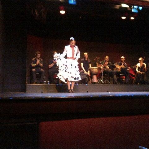 Photo taken at Palacio del Flamenco by DK S. on 8/23/2012