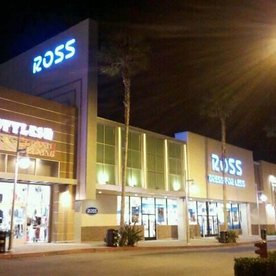 Ross clothing store careers