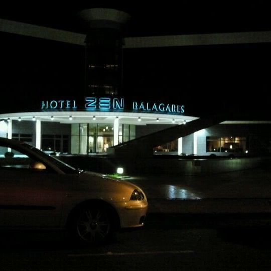 Foto tomada en Hotel Spa Zen Balagares por JOSE ANTONIO S. el 11/5/2011