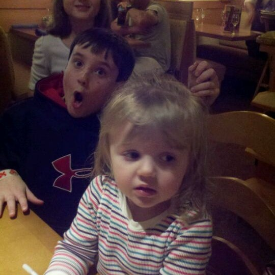 Photo Taken At Olive Garden By Bryan D. On 1/7/2012