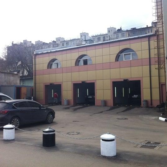 Снимок сделан в Каспер пользователем Alexey D. 4/17/2012