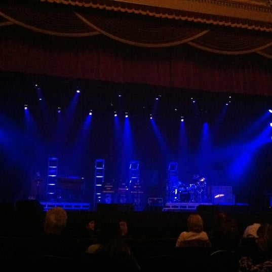 Photo taken at Altria Theater by David S. on 11/14/2011