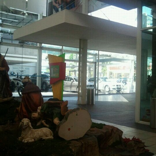Photo taken at Centro Comercial El Paseo by Mike R. on 1/3/2012