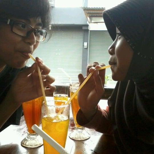 Photo taken at Lombok Galak by Adinda Astuti A. on 1/23/2012