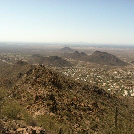 Photo taken at Sunrise Peak by Kim W. on 4/29/2012
