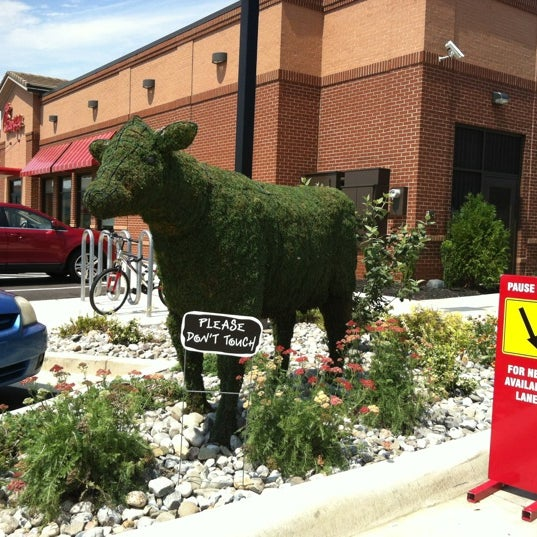 Photo taken at Chick-fil-A by Brian on 8/14/2012