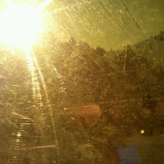 Photo taken at Orange Bubble Express by Eva T. on 1/31/2012