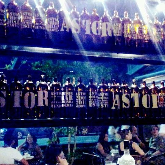 Photo taken at Bar Astor by Bruno L. on 3/5/2012
