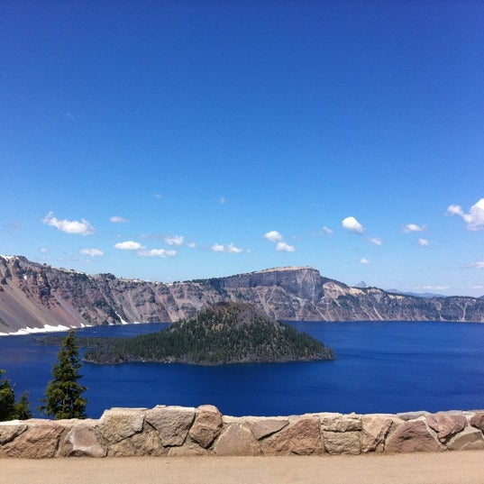 Photo taken at Crater Lake National Park by Megs C. on 8/5/2011