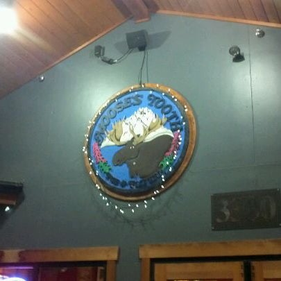 Photo taken at Moose's Tooth Pub & Pizzeria by Jeremiah B. on 12/9/2011