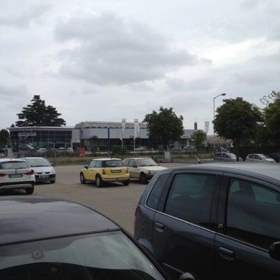 Photo taken at Parcheggio Via Sassonia by Namer M. on 7/23/2012