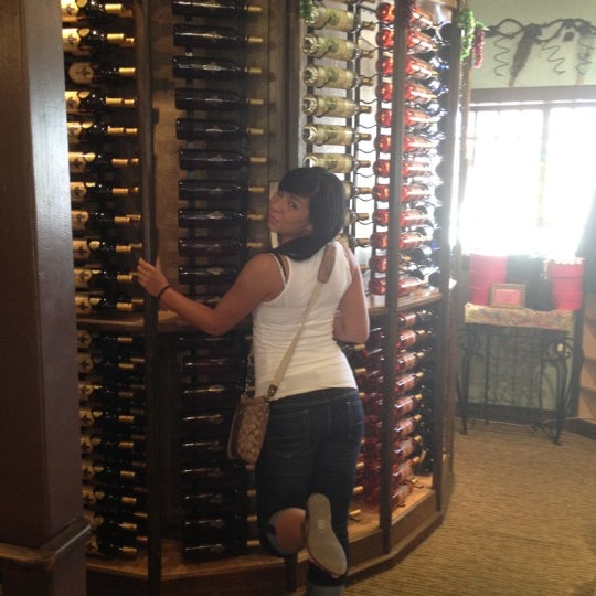 Photo taken at The Winery at Holy Cross Abbey by Demi Kay F. on 6/17/2012