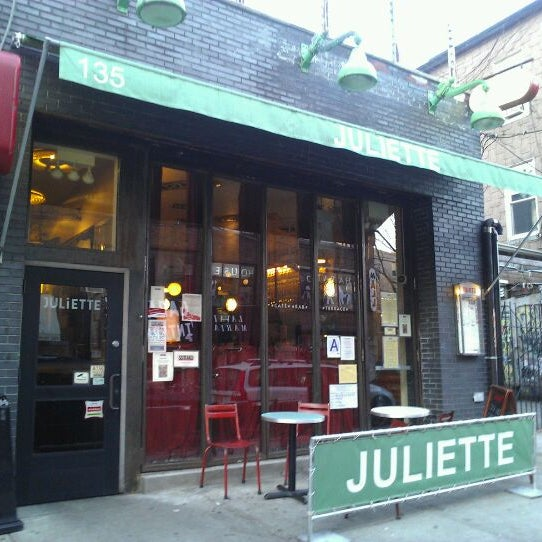 Photo taken at Juliette by cire e. on 1/28/2012