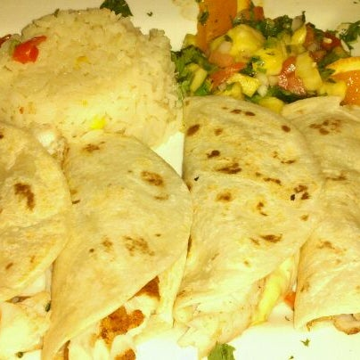 Photo taken at Mexi-Go Restaurant by Richard H. on 9/1/2011