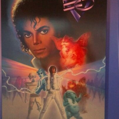 Photo taken at Captain EO by Nia C. on 12/4/2011