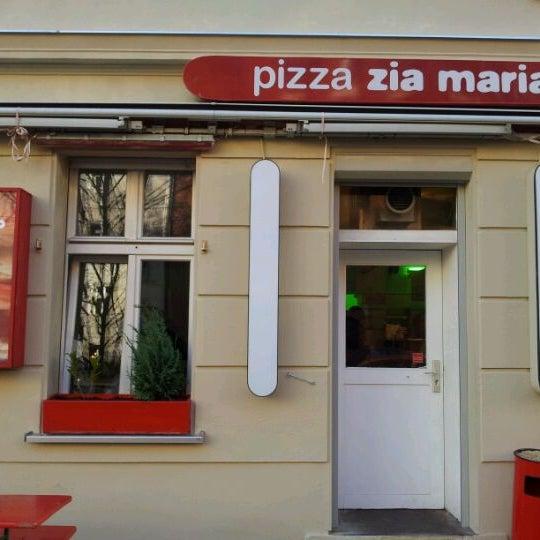 Das Foto wurde bei Zia Maria von presseschauer am 12/9/2011 aufgenommen