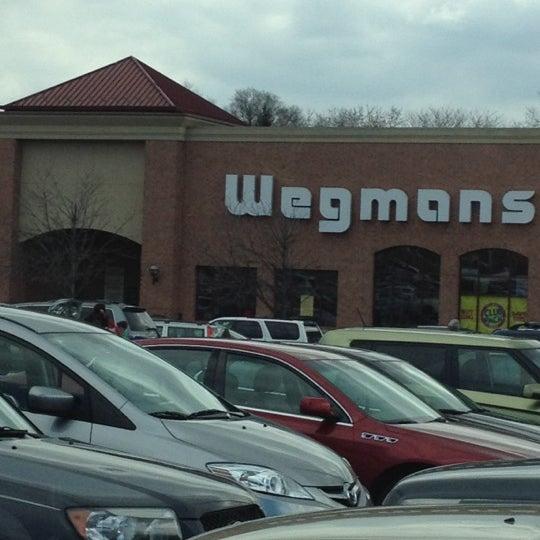 Photo taken at Wegmans by Kathleen C. on 3/4/2012