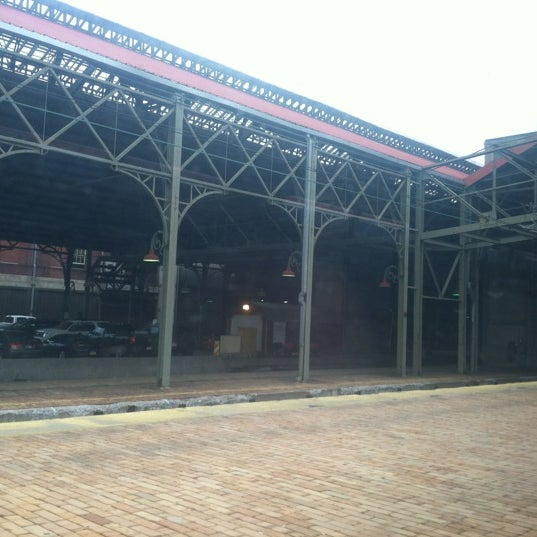 Photo taken at Amtrak: Harrisburg Transportation Center (HAR) by Mark on 11/14/2011