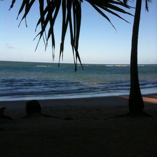 Foto tirada no(a) Praia da Garça Torta por Brunna B. em 11/18/2011