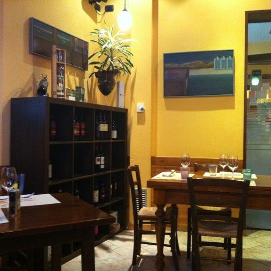 5/19/2012에 Dora V.님이 Enoteca Don Abbondio에서 찍은 사진