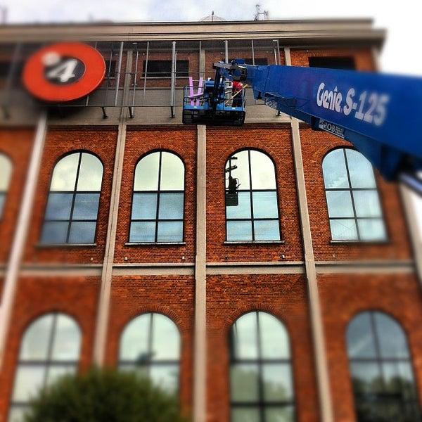 Photo taken at SBS Belgium by Nik H. on 9/3/2012