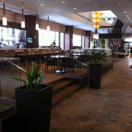 Delta Hotel Calgary Downtown Restaurant