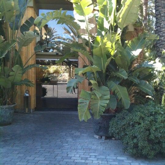 Foto tomada en Hotel Huerto del Cura por Yolanda L. el 4/15/2012