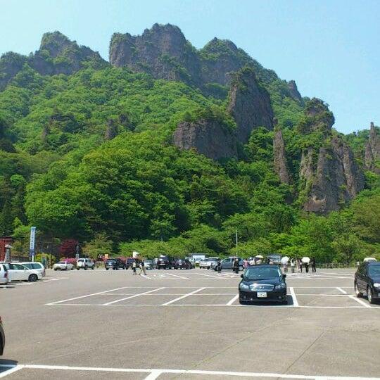 Photo taken at 妙義公園駐車場 by Yusuke S. on 5/27/2012