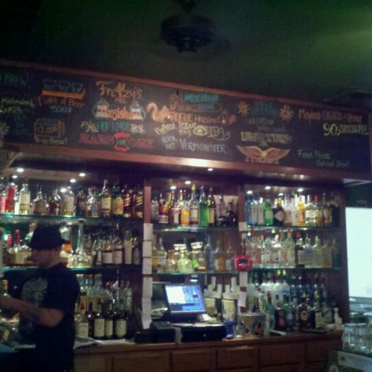 Photo taken at Yucca Tap Room by Alex F. on 9/2/2011