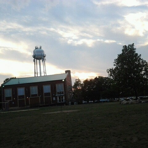 Photo taken at Benedictine University by am13er on 8/25/2012