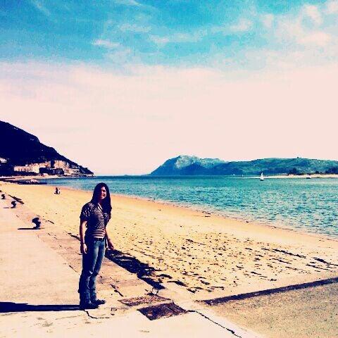 Photo taken at Santoña by Nansky G. on 10/31/2011