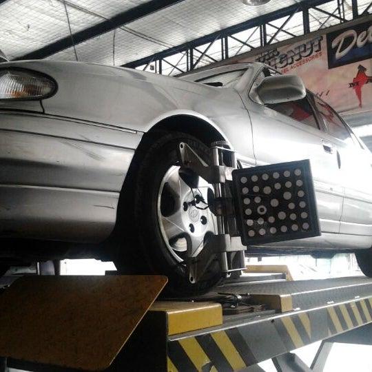 Photo taken at Jogja Speed Auto Care by Nurcahyo J. on 1/14/2012