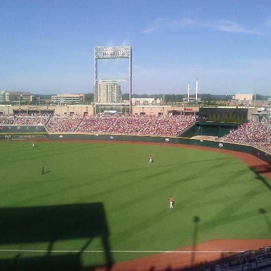 Photo taken at TD Ameritrade Park by Alex M. on 6/24/2011