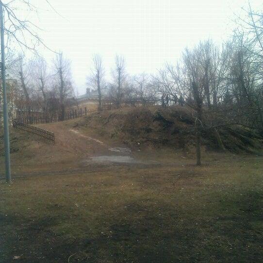 Снимок сделан в Щемиловский детский парк пользователем Михаил Ф. 4/18/2012