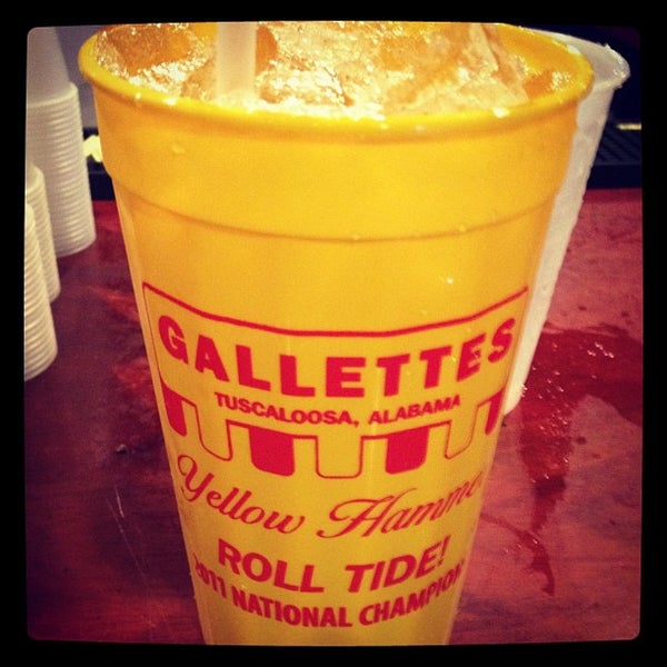 Photo taken at Gallette's by Alyssa on 9/8/2012