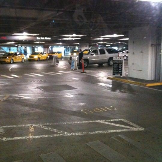 Photo taken at Sea-Tac Airport Parking Garage by Kerry M. on 4/27/2012