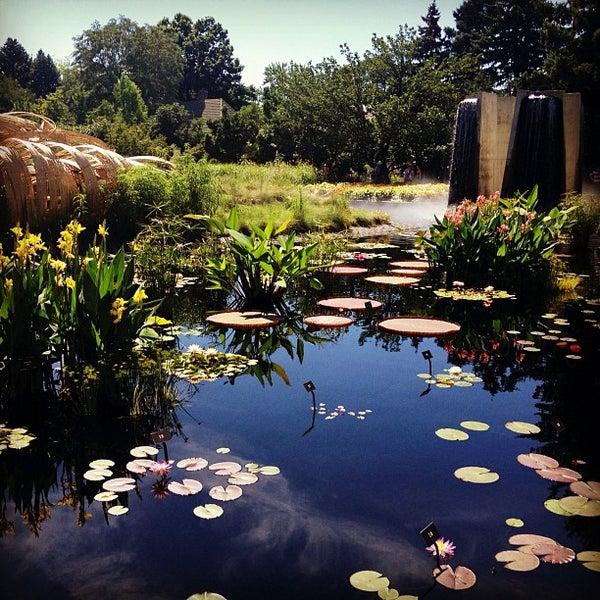 Denver Botanic Gardens Cheesman Park 1007 York St