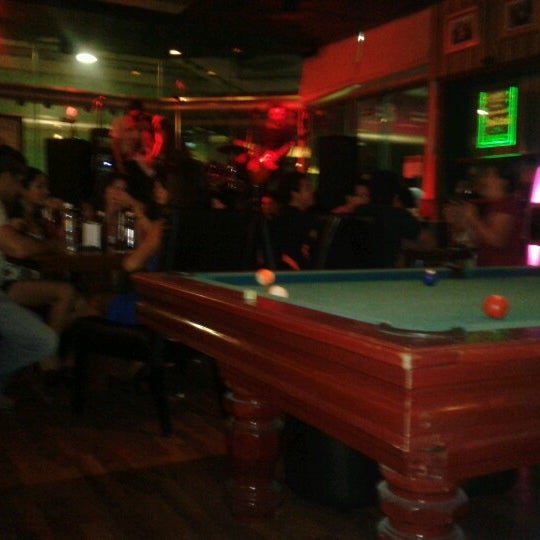 Photo taken at Dublin's Irish Pub by Monse C. on 6/17/2012