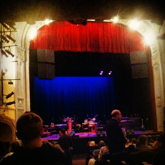 Moore Theatre Performing Arts Venue In Belltown
