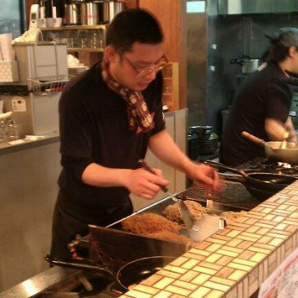 4/22/2012にItsurou H.が焼きそばのまるしょう 豊四季本店で撮った写真
