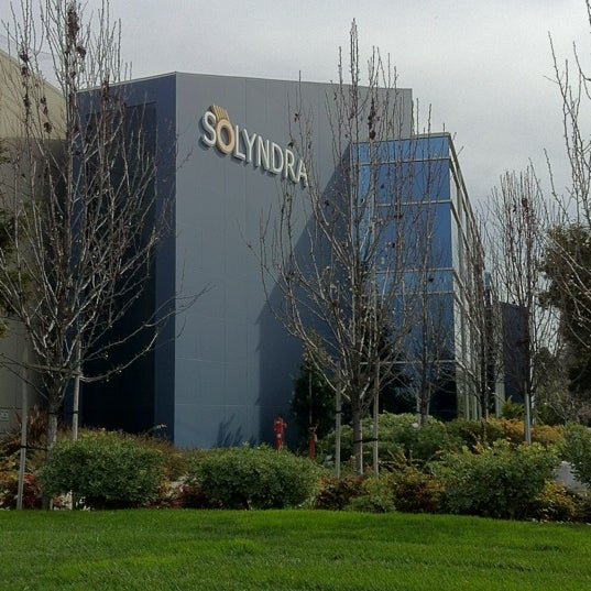 Photo taken at Solyndra by Mark T. on 2/20/2012