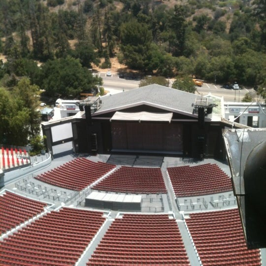 Photo taken at The Greek Theatre by Isaac A. on 7/2/2012