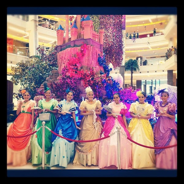 Photo taken at Pacific Place by zuly l. on 8/26/2012