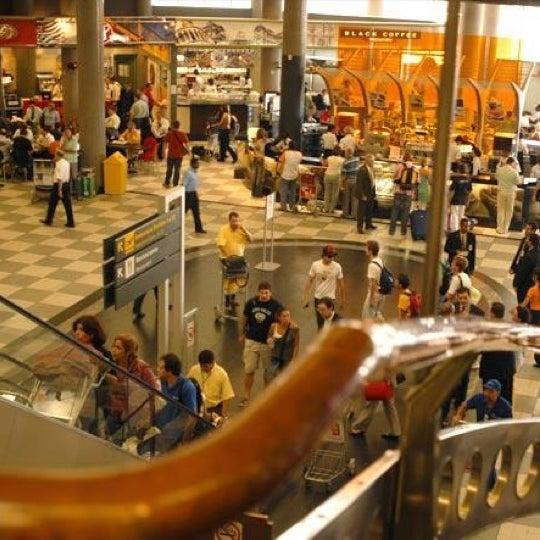 Снимок сделан в Международный аэропорт Конгоньяс/Сан-Паулу (CGH) пользователем Paulinho .. 2/28/2012