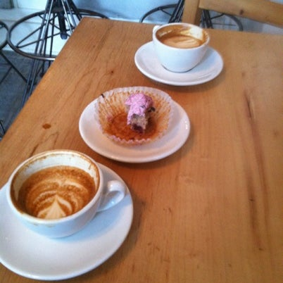 Photo taken at Bodhi Coffee by Cliff S. on 8/11/2012