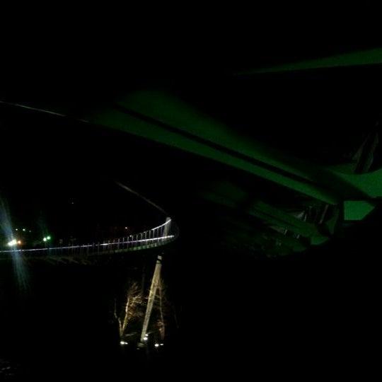 Photo taken at Liberty Bridge by James A. on 3/15/2012