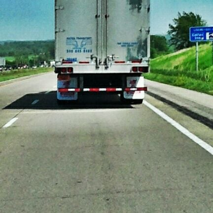 Photo taken at I-35 by AJ H. on 5/19/2012